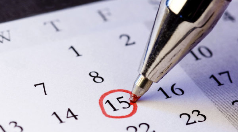 1099 and W-2 filing deadlines